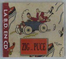 Alain Saint-Ogan CD Zig et Puce