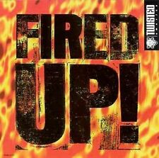 Fired Up! [UK] [Single] by Funky Green Dogs (CD, Sep-1996, Twisted America)