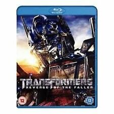 Transformers: Revenge of the Fallen (Blu-Ray - New & Sealed)
