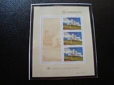 ACORES - timbre yvert et tellier bloc n° 4 n** (Z11) stamp