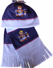 Bob the Builder 2tlg.winter Set Children's Hat scarf Cap Woolen