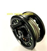Fly Fishing Fly Reel Line MIDGE TIP LINE WF6 Fitted & Backing Line