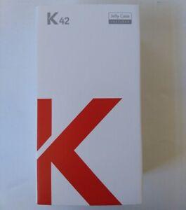 "LG K42 LM-K420YM 4G Mobile Phone 6.6"" 64GB Storage 3GB RAM Grey Sealed Unlocked"