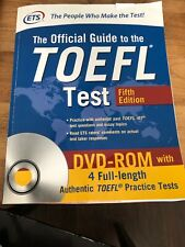 TOEFL Test, fifth edition with DVD-ROM