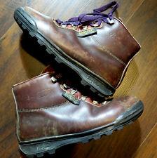 Vasque Sundowner Italy Gore-Tex 7536 Women 7.5 Men 6.5 Hiking Boots Waterproof