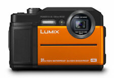 Panasonic Lumix DC-FT7 D = orange Outdoorkamera Unterwasserkamera wasserdicht FT