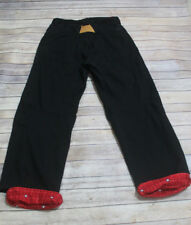 Dickies Moto R74 Rider Slim Fit Chino Pants Black 5R103