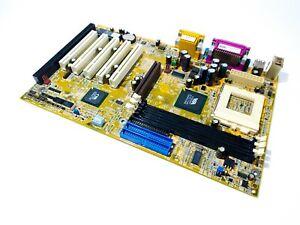 • DFI CA64-TC Retro Motherboard REV C • Socket 370 • VIA 694T ATX ISA PCI AGP •