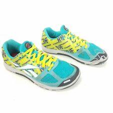 Reebok 023501 Crossfit Nano DuraGrip Cross Training Shoes Athletic Sneakers Sz 6