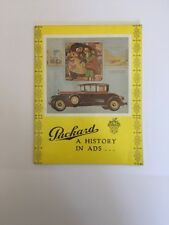 Packard A History In Ads 1903 - 1956 Gwil Griffiths