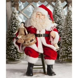 Bethany Lowe - Christmas - A Visit From Santa Claus - TD7666