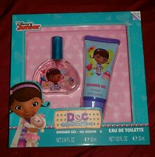 Disney Junior DOC McStuffins Gift Set Eau de Toilette Perfume & Shower Gel New
