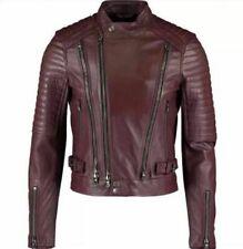 DIESEL Black Gold Lory Leather Jacket UK 40  / IT  50  RRP £1435