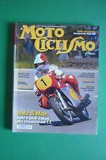 MOTOCICLISMO d'Epoca 8-9/2005 MV AGUSTA 250 AERMACCHI ALA VERDE MOTO GUZZI STORN