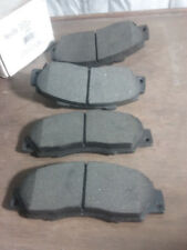 D503 Organic NewTek Front Disc Brake Pads Set Acura Honda Isuzu New Unused