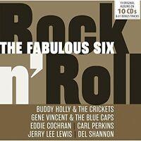 The Fabulous Six [CD]