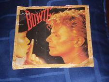 "DAVID BOWIE - CHINA GIRL - 1983 EMI AMERICA LABEL 7"" PIC. SLEEVE SINGLE - VG+"