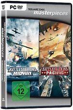 PC Computer Spiel ***** Battlestations Pacific + Midway *****************NEU*NEW