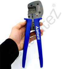 MC4 Solar Crimping Tool, Professional Crimper For Cable Sizes 2.5mm² 4mm² 6mm²