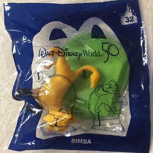 Mcdonalds 2021 Disney 50TH Anniversary Toys #32 SIMBA