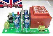 Battery Eliminator 90V/1.4 to 12V HT/LT convert vintage battery Radio to mains