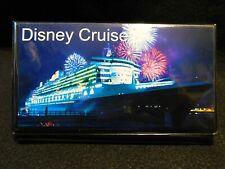 Elongated Pressed Penny Souvenir Album Book /, Disney Cruise