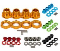 1/8 RC Car 17mm Alloy Wheel Hubs For Kyosho Inferno Mp9 Neo Mp7 Gt Gt1 Gt2 Mp9e