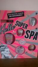 """Soap & Glory """"HELLO SUPER SPA"""" GORGEOUS GIFT FOR VALENTINES DAY TRACKED POSTAGE"""