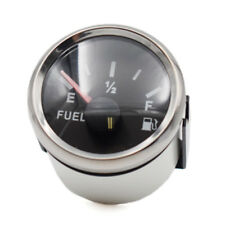 Fuel Level Gauge Marine Yacht Boat Trim Tank Indicator 52mm 12/24V 240-33 Ohms