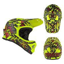 Oneal Backflip Muerta MTB Helm Fullface Downhill DH-Helm