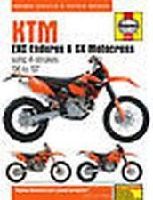 Manuales de motos para KTM