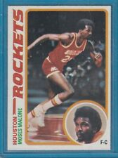 1978-79 MOSES MALONE TOPPS #38 BASKETBALL CARD HOUSTON ROCKETS