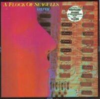 A Flock Of Seagulls - Listen [CD]