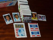 PANINI LIKE WORLD CUP USA 94 STICKERS CHOOSE 20 FROM COMPLETE SET RARE ALBUM