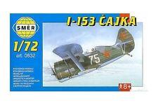 SMER 0832 1/72 Polikarpov I-153 Chaika