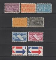 US,E15,E16,E17,E18,E19,E20-E23,MNH,VF-XF,SPECIAL DELIVERY, COLLECTION