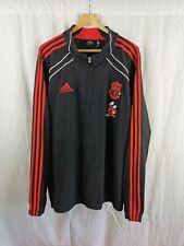 Men's Adidas Liverpool FC 1/4 Zip Climawarm Pullover Sweater Fleece XL (48/50)