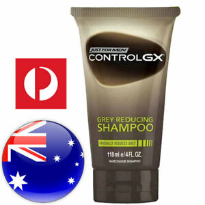 Just for MEN Control GX Grey Reducing Daily Shampoo For All Shades #1 in U.S.A.