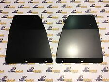 Land Rover Discovery 2 TD5 V8 Pair of Rear Mud Flap Brackets CAX100200 CAX100210