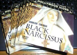 BLACK NARCISSUS 96 mins (1947) Deborah Kerr, Flora Robson, RARE - BRAND NEW!!