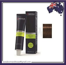 2x Indola 6.86 Dark Blonde Chocolate Red No AMM Permanent Hair Color 60ml