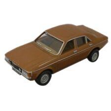 Auto di modellismo statico in oro Scala 1:76