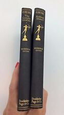 2 Vintage Books 1926 Rolling Stones and The Gentle Grafter by O'Henry Doubleday