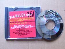 VAN HALEN,SELECTIONS FROM VAN HALEN LIVE(5 TRACKS) ep m-/m- nur Sticker!! promo