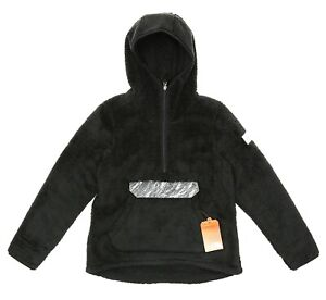 The North Face Womens Size XL Black Campshire Pullover Hoodie H1207