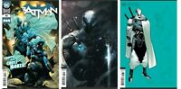 BATMAN #102 Cover A B 1:25 options Jimenez Mattina Ghost maker NM