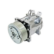 Sanden 508 Style A/C Air Conditioning Compressor Serpentine Belt Pulley Chrome
