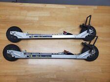 Salomon V2 Aero XL Roller Ski SkatesFlex 115 FREE SHIPPING