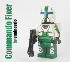 LEGO Custom - Fixer Commando - Star Wars Clone Trooper minifigures