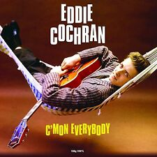 Eddie Cochran - C'Mon Everybody (180g Vinyl LP) NEW/SEALED